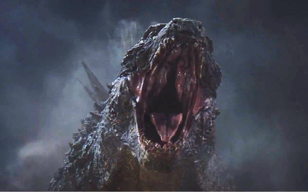 Godzilla marketing?!
