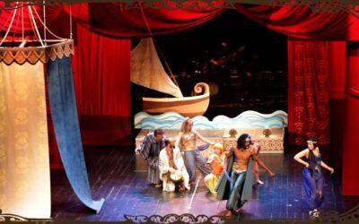Sito web per il musical Orlando Tarantato