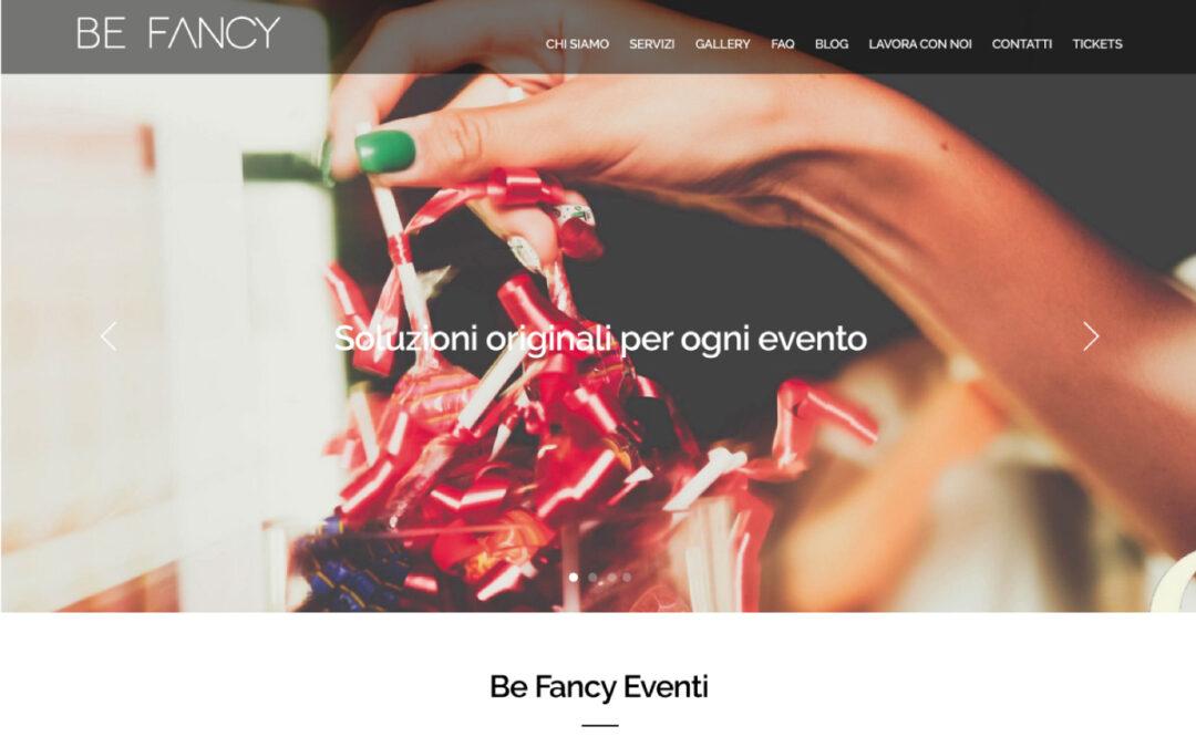BE FANCY EVENTI