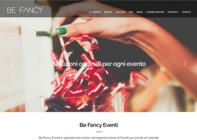 BE FANCY EVENTI