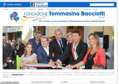 FONDAZIONE TOMMASINO BACCIOTTI