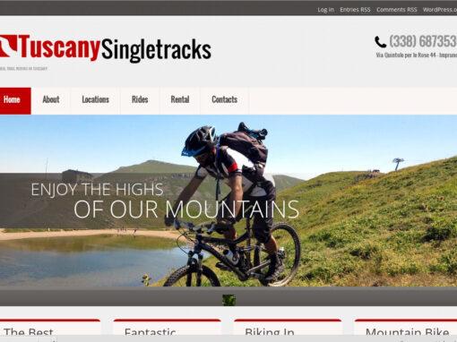 TUSCANY SINGLE TRACKS