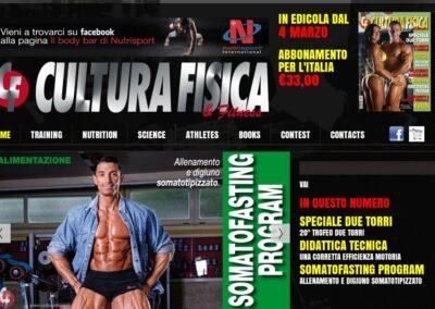 CF CULTURA FISICA