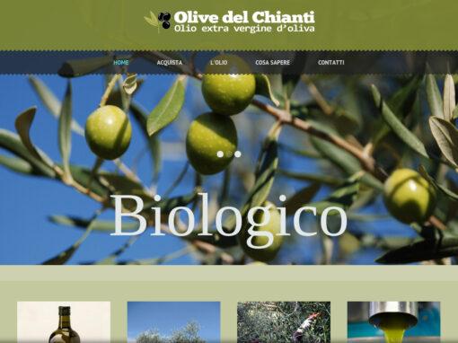 OLIVE DEL CHIANTI