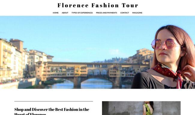 FLORENCE FASHION TOUR