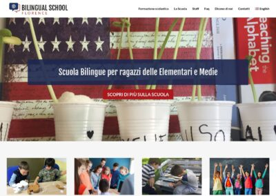BILINGUAL SCHOOL FLORENCE