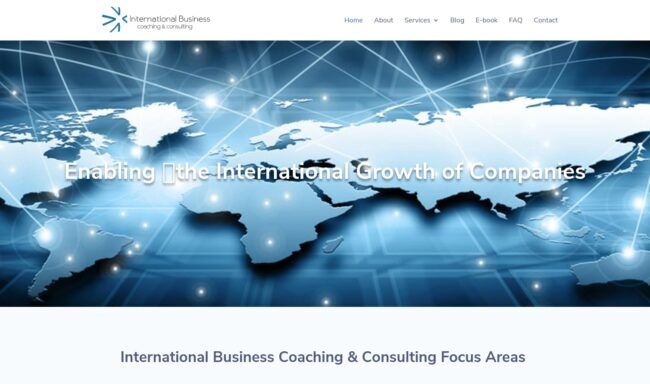 INTERNATIONAL BUSINESS COACHING