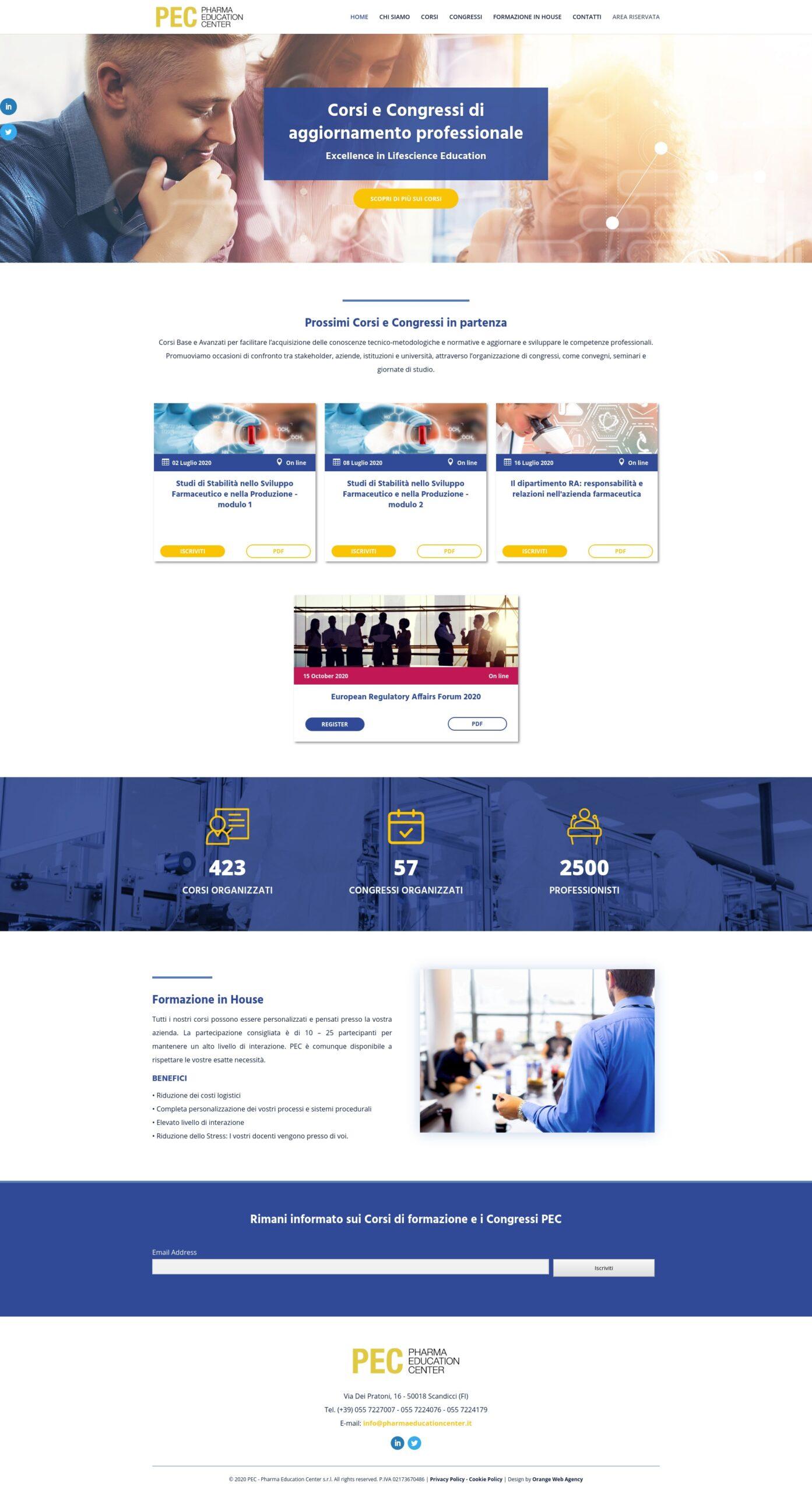 siti web Firenze farmaceutica